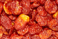 Dry Tomatoes Royalty Free Stock Photos