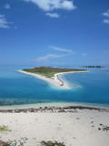 Dry tortuga florida beach white sand island Stock Photo
