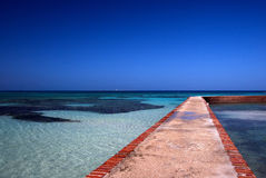 Dry Tortugas, Florida Keys Stock Photo