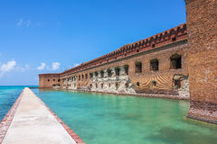 Dry Tortugas Florida Royalty Free Stock Images
