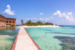 Dry Tortugas Gulf of Mexico Royalty Free Stock Photo