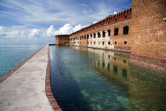 Dry Tortugas National Park Royalty Free Stock Photos
