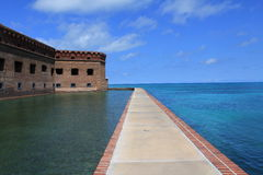 Dry Tortugas National park. Fort Jefferson, Dry Tortugas national park, key west Fl Stock Photo