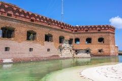 Dry Tortugas tropical beach Stock Photo