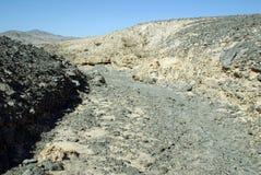 Dry valley in Atacama, Chile Royalty Free Stock Photos