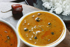 Dry Vegetable Curry from Kerala Stock Photos
