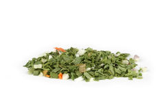 Dry vegetables Stock Images