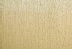 Dry water stains on the glass wall Royalty Free Stock Photography