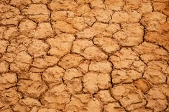 Dry Waterhole Stock Image