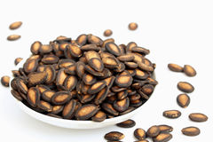 Dry Watermalon Seeds Stock Images