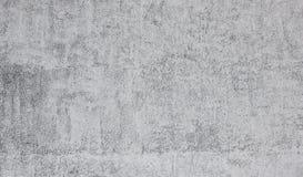 Dry white plaster Stock Image