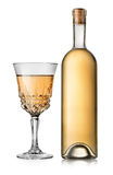 Dry white wine Royalty Free Stock Images
