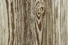 Dry Wood Texture Stock Photography