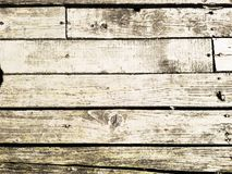 Dry Wooden Texture Stock Photography