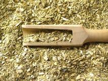 Dry yerba mate Stock Images
