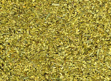 Dry yerba mate leaves Royalty Free Stock Images