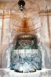 Dry Zwinger Palace Fountain Stock Image