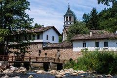 Dryanovo kloster, Bulgarien arkivfoton