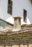 Dryanovo Monastery in Bulgaria. Details monastic architecture Royalty Free Stock Images