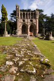 Dryburgh Abbey Royalty Free Stock Photo