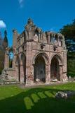 Dryburgh Abbey Royaltyfri Bild