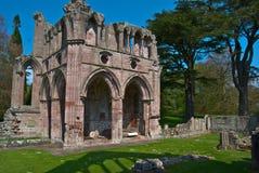 Dryburgh Abbey Royaltyfri Foto