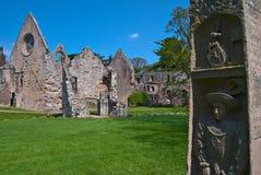 Dryburgh Abbey Arkivbilder