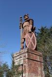 Dryburgh-Monument Stockfotos