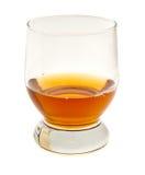 dryckexponeringsglas Arkivbild