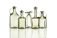 Dryckflaskor Arkivfoton