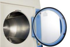 Dryer machine. Close up of dryer machine stock photos