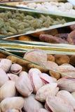 Dryfruit Kasten Lizenzfreies Stockfoto