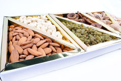 Dryfruits Variety Stock Images