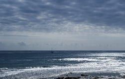dryftowego morza Śródziemnego połowów tuńczyka morski netto obraz royalty free