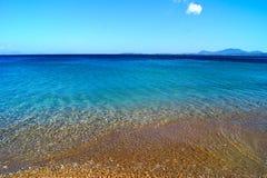 dryftowego morza Śródziemnego połowów tuńczyka morski netto Zdjęcia Royalty Free