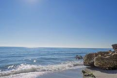 dryftowego morza Śródziemnego połowów tuńczyka morski netto Zdjęcie Royalty Free
