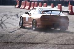 dryftowy wyścigi Zdjęcie Stock