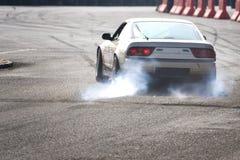 dryftowy wyścigi Zdjęcia Stock