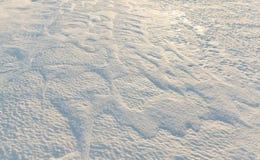 dryfy biały śnieg zdjęcie royalty free