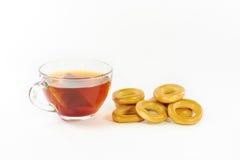 Drying and black tea Stock Photos