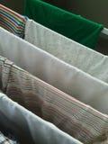 Drying laundry Stock Photos