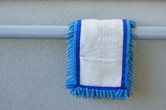 Drying mop Royalty Free Stock Photo