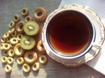 Drying  and tea Stock Photos