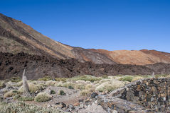 Drylands (inactive volcano) Stock Photos