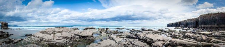 Drylujący morze Fotografia Stock