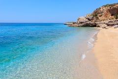 Drymades beach, Albania. Royalty Free Stock Image