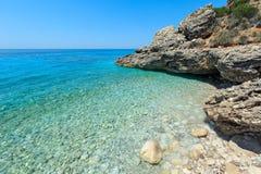 Drymades beach, Albania. Royalty Free Stock Photography