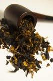 Drymba i tytoń Obrazy Stock