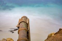 Drymba ocean Zdjęcie Royalty Free