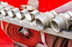 Drymba samochód strażacki Zdjęcie Stock